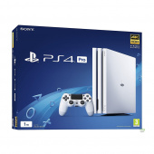 Sony PlayStation 4 Pro White фото