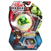 "Шар-трансформер Бакуган ""Ультра"" Зеленая Горилла Bakugan Battle Planet 20109018, фото"