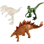 Мини-динозавры - упаковка из 3-х Mattel Jurassic World FPN72