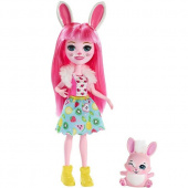 Mattel Enchantimals FXM73 Кукла Бри Кроля, 15 см фото
